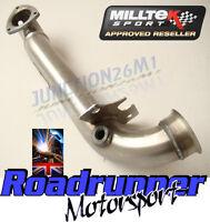 Milltek Decat Downpipe Mini Cooper S R56 & R58 MK2 Stainless Exhaust SSXM023