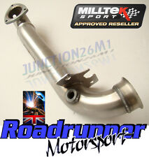 Milltek Decat Downpipe Mini Cooper S R56 & R58 MK2 Stainless Exhaust SSXM023