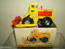 "DINKY TOYS MODEL  No.976    "" MICHIGAN 180-111 TRACTOR DOZER ""         VN MIB"