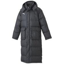 489ef2d8cc3e PUMA BTS Long down coat Men s 920214 Black Navy Ebony from Japan