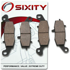 Front Ceramic Brake Pads 1998-2002 Suzuki GSX750F Katana Set Full Kit FW FX zx
