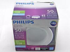 """New Philips 59220/00/49 50W Equivalent 4"""" Retrofit Trim Recessed Downlight 5000K"""