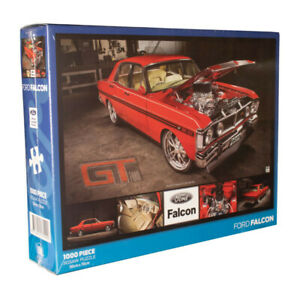 Ford Falcon GT-HO Phase III 1000 Pieces Jigaw Puzzle