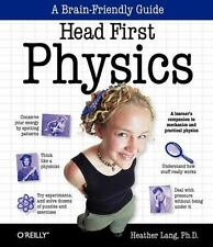 Head First Physics: A learner's companion to mechanics and practical physics [AP