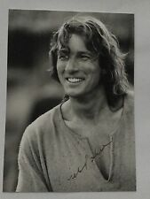 GENUINE HAND SIGNED RICHARD GERE PHOTO