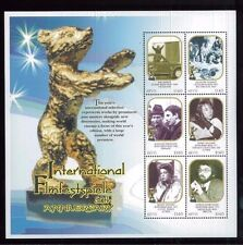 GOLDEN BEAR AWARD Nationl Filmfestpiele Souvenir Sheet MNH - Nevis E2
