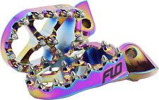 Pro Series Foot Pegs Jet Fuel Flo Motorsports FPEG-792JET For 02-19 CR CRF KX