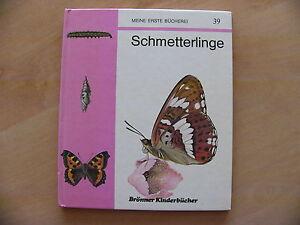 Brönner Kinderbücher Meine erste Bücherei 39 Schmetterlinge