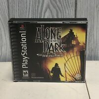 Alone in the Dark The New Nightmare (Sony PlayStation 1 2001) No Manual