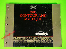 1995 Ford Contour Mystique Electrical Wiring Diagrams Service Repair Manual