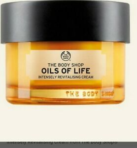 The Body Shop Oils of Life™ Sleeping Cream 80ml