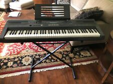 Casio Wk-110 Keyboard with stand - includes owners manual, instruction books
