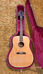 1987 Gibson J30 Electro Acoustic Guitar w/ Case