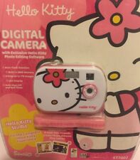 👀2004 Hello Kitty Digital Camera KT7002 Brand New-Sealed In Package😎