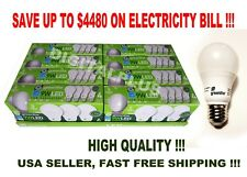 20 LED Light Bulbs GREENLITE 9W / 60W Equivalent Soft White 3000K A19 Dimmable