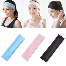 Stretch Headband Gym Yoga Women Exercise Sports Sweat Head Hair Bands