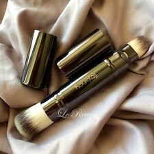 hourglass Retractable double ended complexion brush foundation/powder authentic