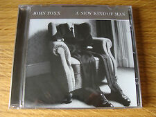 CD Album: John Foxx : A New Kind Of Man Metamatic Tour Live 2007 Sealed Ultravox