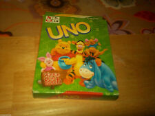 Winnie The Pooh Uno Card Game Brand New