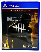 Dead by Daylight: Special Edition - PS4 - New   REGION FREE   Portuguese Cover