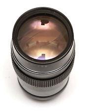 f/4 Telephoto Vintage Camera Lens
