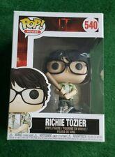 Funko Pop! It: Richie Tozier #540 W/Protector