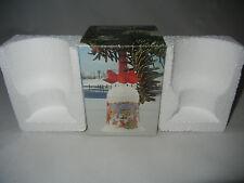 vide Boîte pour HUTSCHENREUTHER cloches de Noël 1987 (Mon Numéro d'article 2)