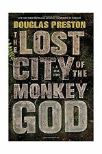 The Lost City of the Monkey God: A True Story Free Shipping