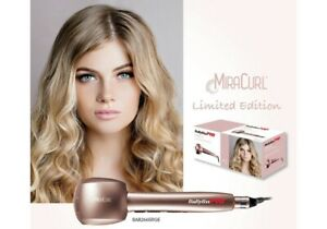 BaByliss PRO MiraCurl BAB2665RGE Rose Gold ProfessionalHair curling machine