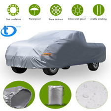 Pickup Truck Cover Breathable All Weather Protection Rain Resistant  Anti Snow