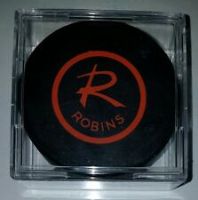 ROBINS ART ROSS  CONVERSE  AHL CCM USA OFFICIAL GAME PUCK  TYER VINTAGE CLEAN