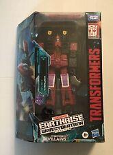 Transformers War For Cybertron Earthrise Thrust Voyager NEW MISB Seeker Target