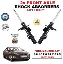 Amortiguadores delanteros Set para Ford Mondeo BA7 1.6 1.8 2.0 2.2 2.3 2.5