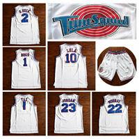Space Jam Tune Squad Bugs 1 Lola 10 Jordan 23 TAZ ! Basketball Jersey 20 Kinds