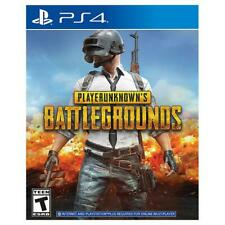 Playerunknowns Battlegrounds for PS4