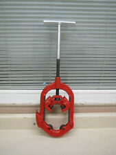 """Reed H-4 Hinged Pipe Cutter w/ 2"""" - 4"""" Capacity Used Free Shipping"""