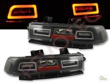 Black LED Tail Lights 2014-2015 Chevy Camaro RH & LH 1 Pair
