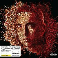 Eminem - Relapse [New Vinyl] Explicit