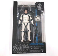 #09 Han Solo Disguise Hasbro Limited Stormtrooper The Black Series Star Wars