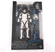 #09 Han Solo Disguise Hasbro NO BOX Stormtrooper The Black Series Star Wars