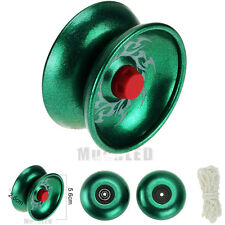 Cool Aluminum Design Professional YoYo Ball Bearing String Trick Alloy Kids