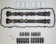 NEW OEM MOPAR 2011-17 3.6L FRONT HEAD CAMSHAFTS, ROCKERS, LIFTERS & GASKETS