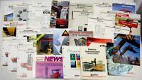 29 Prospekte Technische Informationen Kalmar Irion Gabelstapler 90er Jahre