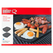 Weber Q (Q200) Breakfast Plate Large #93395