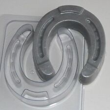 """Horseshoe"" plastic soap mold soap making mold mould"