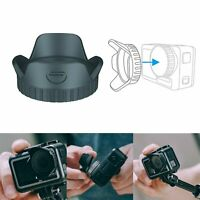 PGYTECH Lens Hood Sunshade Protector Cover Case Cap for DJI OSMO Action Camera