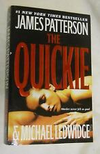 The Quickie by James Patterson, Michael Ledwidge (2008, Paperback