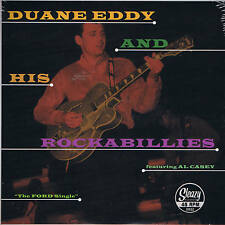 DUANE EDDY & AL CASEY - RAMROD - ORIGINAL 1957 USA 'FORD' label cut - HOT JIVER