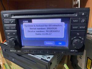 NISSAN RADIO CODE UNLOCK CODE ALL MODELS PIN CODE WITHIN MINUTES