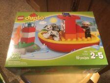 NIB Lego Duplo.  Fire Boat.  10591.